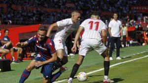 Crónica | Sevilla FC 5-3 Levante UD