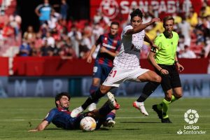 Análisis arbitral | Sevilla FC 5-3 Levante UD